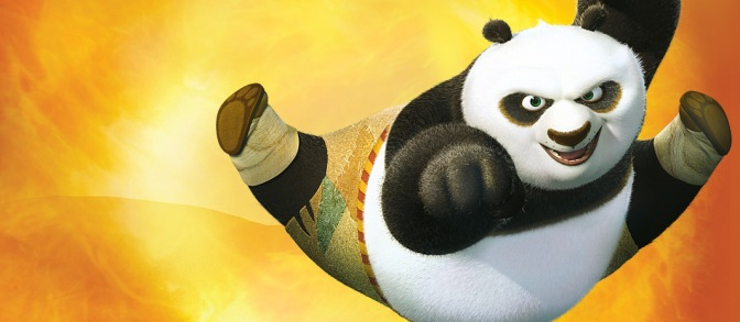 What did Kung Fu Panda teach me about Fitness?